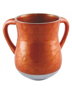 Keli en aluminium orange 13 cm