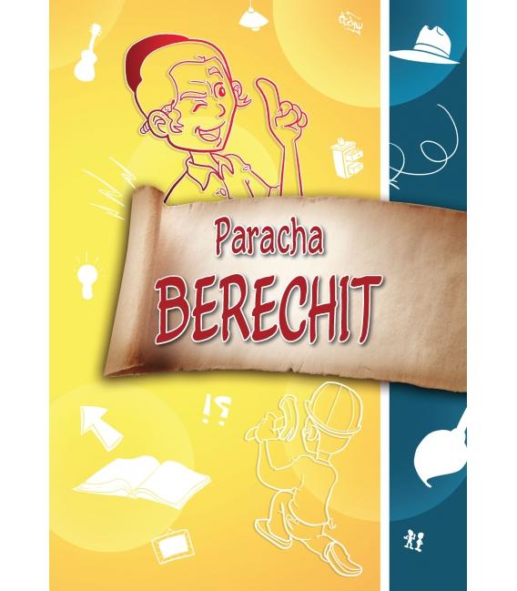 Ma Paracha illustrée Béréchit