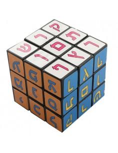 Rubiks Cube Aleph Beth