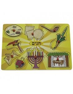 Puzzle Fêtes juives