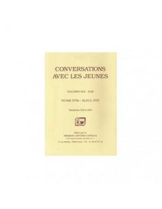 CONVERSATIONS AVEC LES JEUNES
