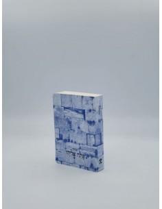 Sidour Pata'h Eliyahou - petit format Kotel bleu