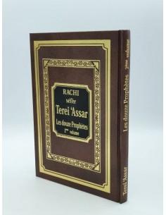 Rachi Séfer Terei 'Assar - Les douze Prophètes - 2ème volume