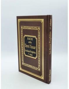 Rachi Séfer Terei 'Assar - Les douze Prophètes - 1er volume