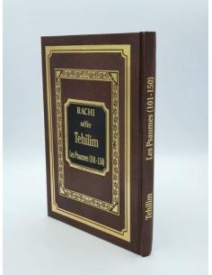 Rachi Séfer Tehilim - Les Psaumes (101-150)