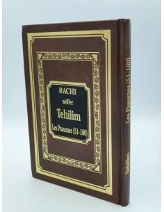Rachi Séfer Tehilim - Les Psaumes (51-100)