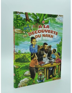 A la decouverte du Nakh - Volume 5