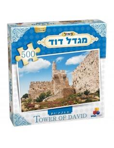 Puzzle - La Tour de David - 500p