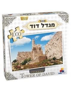 Puzzle - La Tour de David - 1000p
