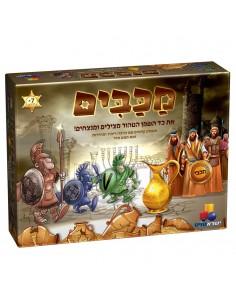 Puzzle - Les Maccabi