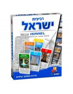 Jeu de cartes - Israël