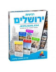 Jeu de cartes - Jérusalem