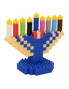 MENORAH EN LEGO