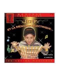 Jeff et la Ménorah électrique